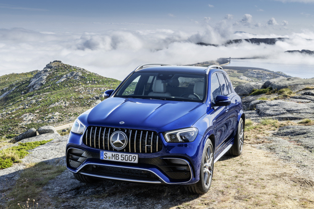 Foto de Mercedes-AMG GLE 63 y GLE 63 S 4MATIC+ (9/13)