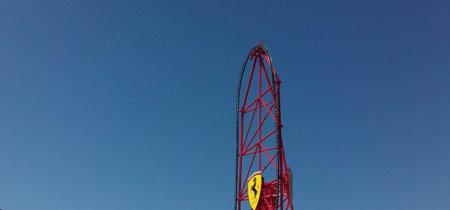 Ferrari Land arrancará el 7 de abril de 2017 y ahora tiene este aspecto