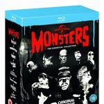 Universal Classic Monsters: La Colección Esencial, en Blu-ray, por 16,39 euros