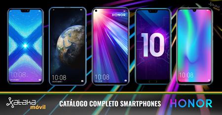 Honor View20, así encaja dentro del catálogo completo de móviles Honor en 2019