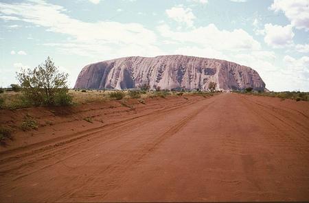 Una nueva perspectiva para admirar el Uluru
