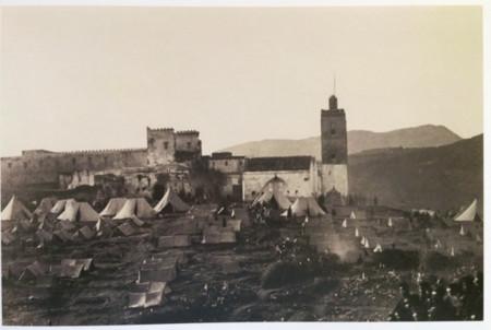 Campamento Ejercito Espanol Fortinelserrallo Ceuta1860 Fotoenriquefacio