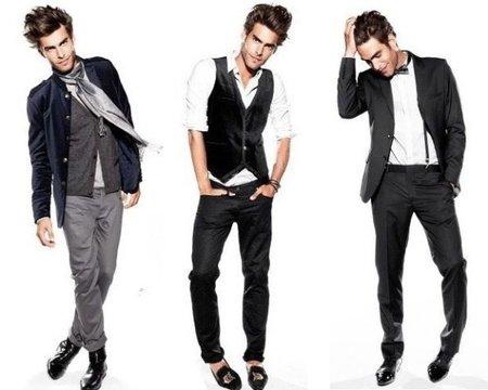 Los 10 mejores modelos masculinos del 2010