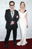Johnny Depp y Amber Heard ya son marido y mujer