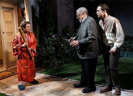 'The Big Bang Theory' y Lucasfilms se unen para celebrar el 'Star Wars Day'