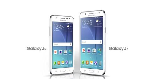 Los Samsung Galaxy J5 Y J7 De 2016 Bajan De Precio Desde 149 Euros