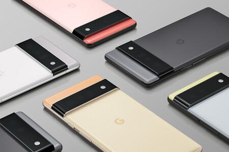 Google muestra oficialmente los Google Pixel 6: muchos colores y procesador de la casa