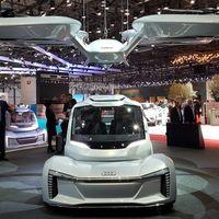 Porsche también quiere conquistar el cielo y anuncia un coche volador para dentro de una década