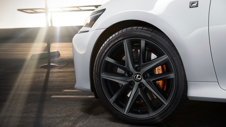 Lexus Gs Black Night Special Edition 2020 1