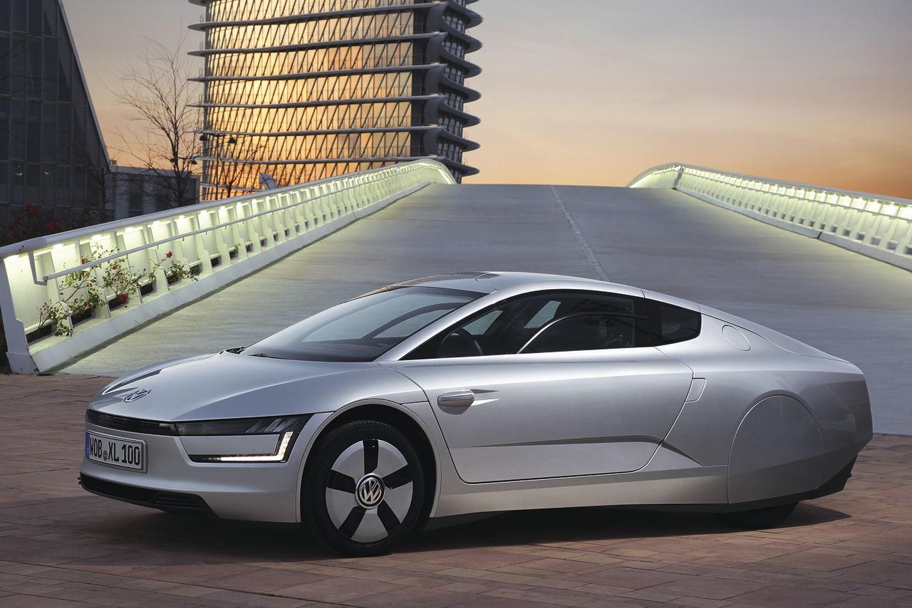 Foto de Volkswagen XL1 2013 (11/49)