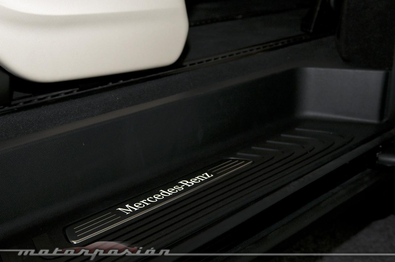 Foto de Mercedes-Benz Clase V (presentación) (12/40)