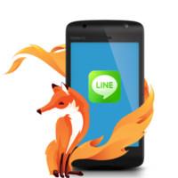 Line llega a Firefox OS. Pero solo para los clientes de Movistar