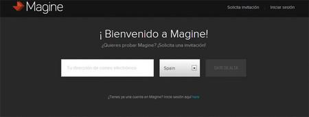Magine_Invitación