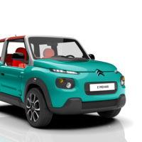 Citroën E-Mehari, totalmente eléctrico e inspirado en un clásico