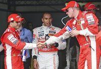 Los Ferrari copan la primer fila en Mónaco