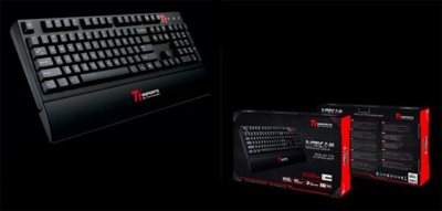 Thermaltake Meka G1, un teclado mecánico para jugar