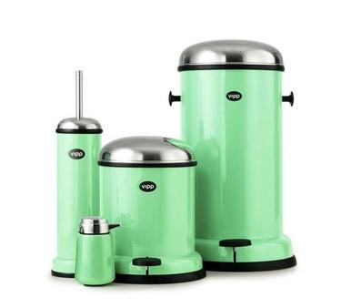 El color de 2012 según Vipp es el 'verde Copenhague'