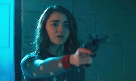Maisie Williams Iboy