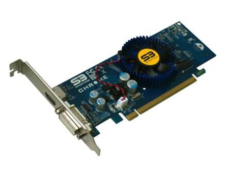 S3 Chrome 530 GT card