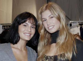 Supermodelo 2007 en la Semana de la Moda de Nueva York