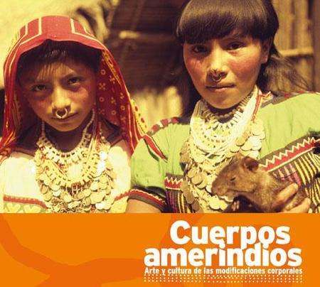 """""""Cuerpos Amerindios"""", cultura y arte corporal de Colombia en Cádiz"""