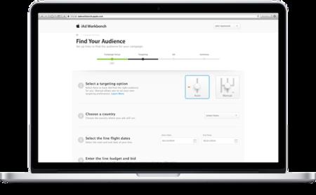 Apple potencia iAds mejorando y simplificando la manera de crear y contratar anuncios para la plataforma
