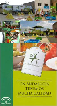 Niños andaluces conocerán en el campamento de verano la calidad de los productos de su tierra