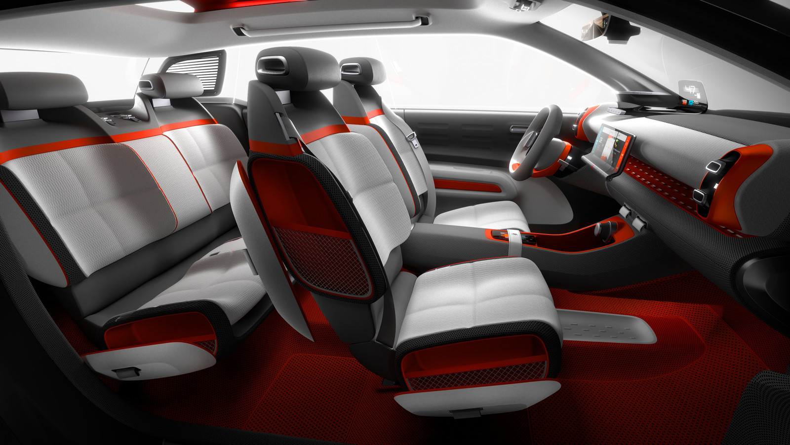 Foto de Citroën C-Aircross Concept (9/12)
