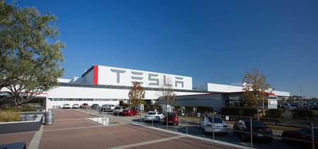 Tesla Fremont factoría
