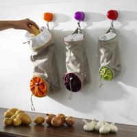 Sacos de diseño para patatas, cebollas y ajos
