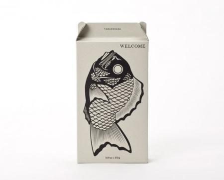 El precioso packaging de Welcome Tamanohada, ¿es un packaging de comida, vino o un producto de belleza?