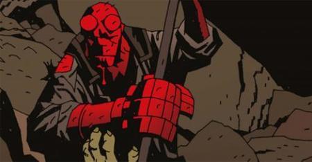 'Hellboy' y 'Hellboy 2', infantilismo y tosquedad