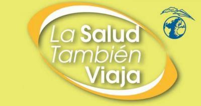La Salud también viaja. Guía gratuita del Ministerio de Sanidad español.