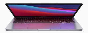 MacBook Pro 13 (2020): hasta 20 horas de autonomía en un equipo que presume de ser tres veces más potente que sus competidores