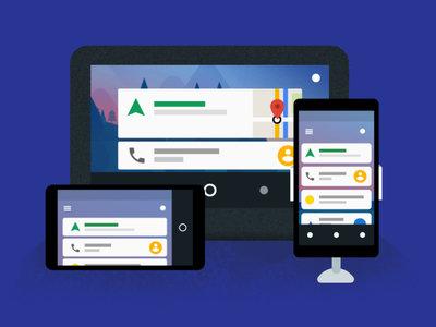 Así es usar Android Auto directamente en la pantalla de tu móvil