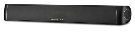 Wharfedale Vista 100, barra de sonido de gama baja para complementar nuestros televisores