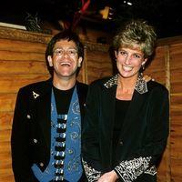 Han pasado 20 años, pero Elton John no olvida a su gran amiga Lady Di