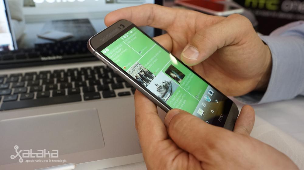 Nuevo HTC One en Londres