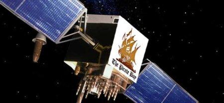 El Partido Pirata Internacional propone el BitTorrent espacial