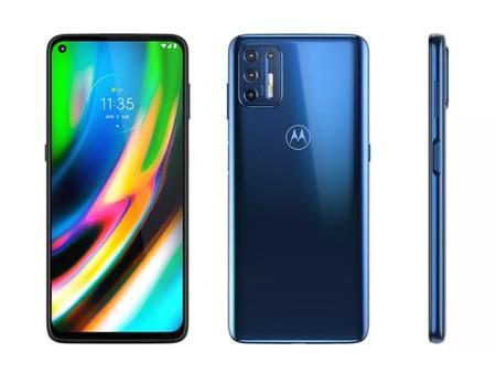 La nueva gama media de Motorola más cerca: aparece el Moto G9 Plus en una tienda en línea, con 64 megapixeles y 5,000 mAh