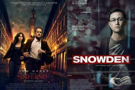Estrenos de cine | El infierno de Ron Howard y el héroe de Oliver Stone