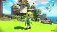 'The Legend of Zelda: Wind Waker HD' se muestra por fin en movimiento