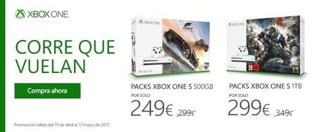 Xbox One S Oferta