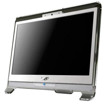 MSI Wind NetOn, ordenadores todo-en-uno