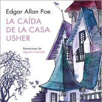 'La caída de la Casa Usher' en una edición ilustrada que necesito en mi biblioteca