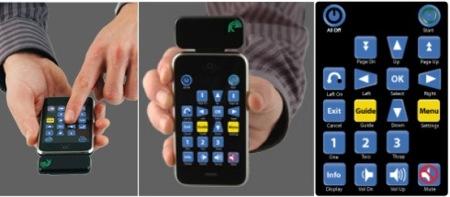 Control remoto para el iPhone
