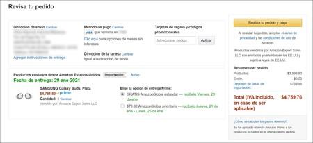 Precio de los Galaxy Buds Pro en México