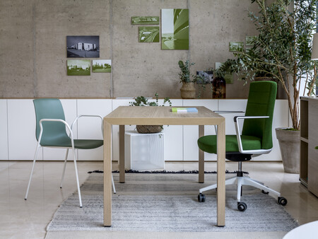 Ambientes Home Office Natural