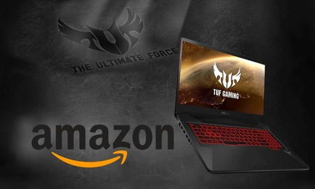 5 portátiles gaming ASUS de nueva generación que ahora Amazon nos ofrece por menos dinero