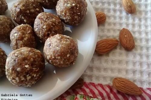 Cinco recetas de snacks ricos en proteína para los que no necesitas el horno